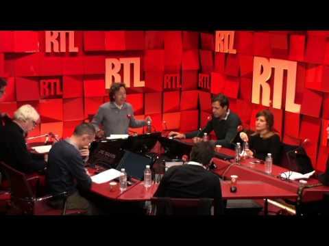 Stéphane Bern reçoit Marina Foïs et Laurent Lafitte dans A La Bonne Heure du 27 janvier 2015 Part...