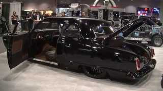 2013 SEMA Show Video Coverage: Kicker Audio 1950 Studebaker Video V8TV