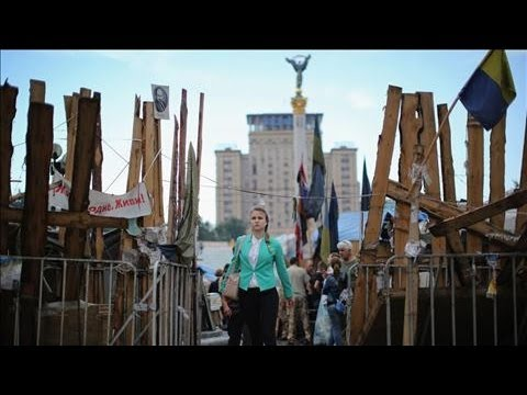 Ukraine Struggles to Prepare for Election