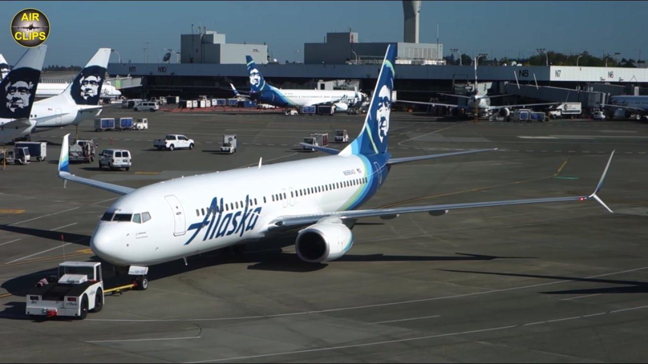 Alaska Airlines B737 800 5 23 Hrs Nonstop First Class