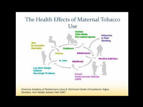 Tobacco Use and Exposure in Mothers and Children