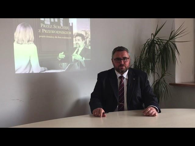 SUKCESJA W FIRMACH RODZINNYCH - Kiedy firma jest gotowa do sukcesji?