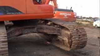 Korean used Daewoo S300LCV Excavator -- Autowini.com(recover-014)
