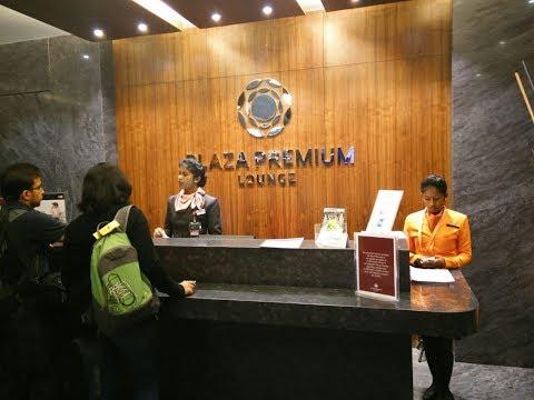 Plaza Premium Lounge Bangalore Airport