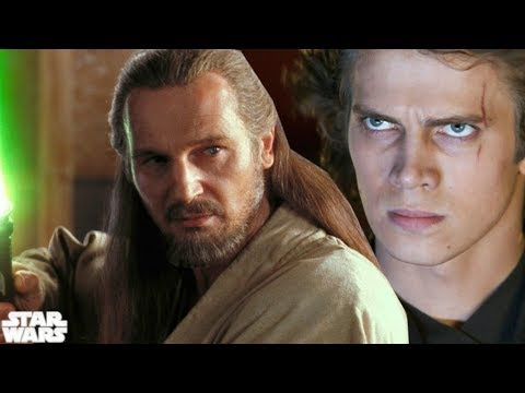 Star Wars Confirms Qui-Gon Was The ONLY Jedi That Could Have Saved Anakin - Star Wars Explained
