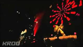 KROQ Almost Acoustic Christmas 2010 - Brandon Flowers - Part 7 - Mr. Brightside (remix)