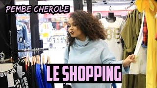 LE SHOPPING - Pembe Cherole