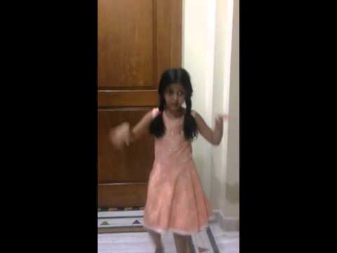 Ganga muni3 dance by little girl