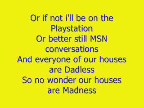 Kid British - Our House Is Dadless (Lyrics)