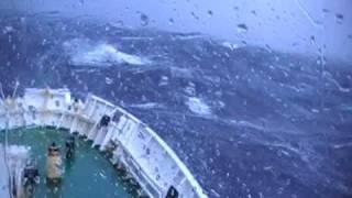 Mal Tiempo en alta mar 2
