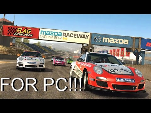 100% WORK!!! Real Racing 3 For PC (20 Likes?)