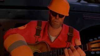 Team Fortress 2: Meet the Engineer (Russian)