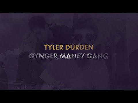 Trailer G-Talk #10 - Tyler Durden // GYNGER MΔNEY GΔNG  (prod. by Season)