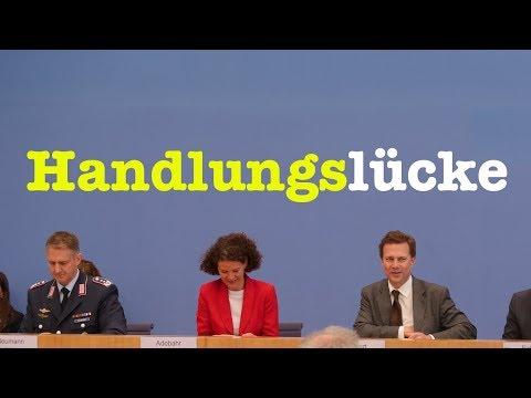 13. Juni 2018  - Bundespressekonferenz - RegPK