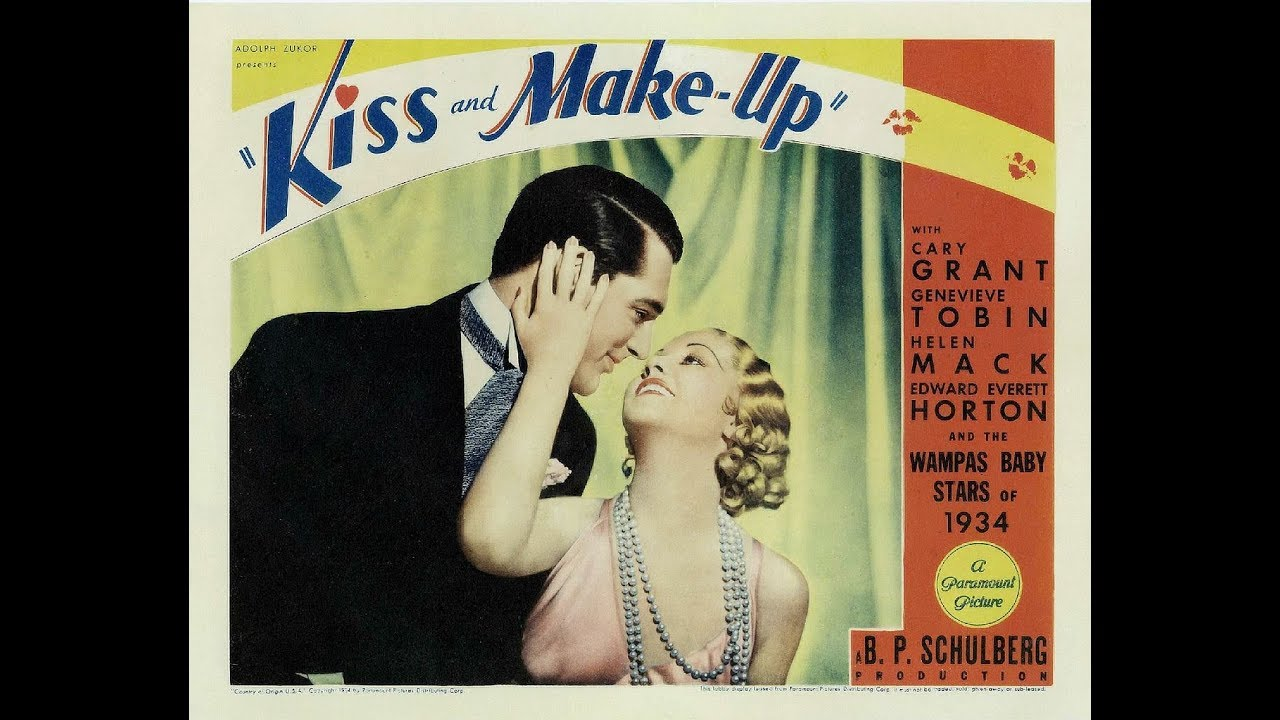 Kiss and Make Up – Cary Grant [Full Movie – HD!]
