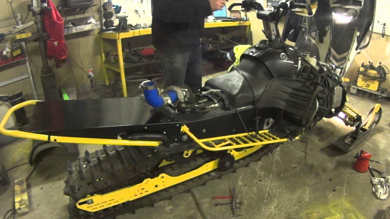 Turbo Yamaha R