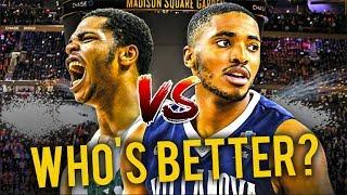 Mikal vs Miles Bridges | Who's Better? 2018 NBA Draft!