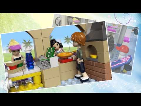 LEGO Friends - 41058 Centrum handlowe Heartlake