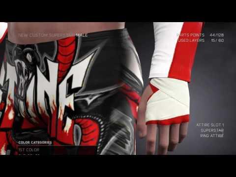 WWE 2K17 | Caw Creation #2 (No Custom Logos/ No Community Creations)