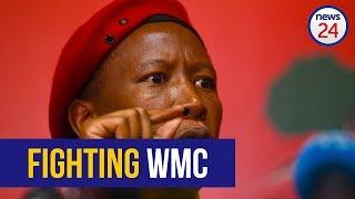WATCH LIVE: Julius Malema addresses the crowd outside #StateCaptureInquiry