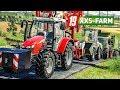 ls19 xxs farm 1 einzug auf dem bauernhof mit vielen maschinen farming simulator 19