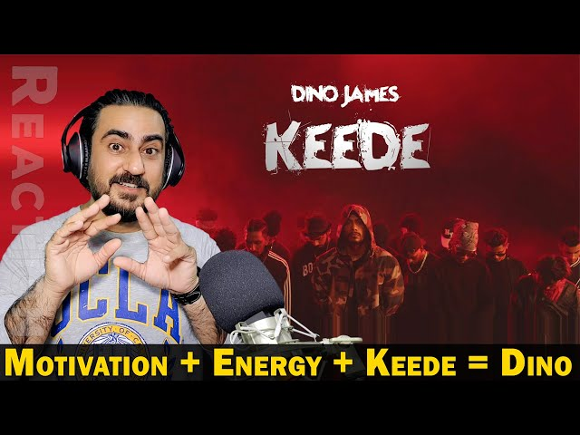 Pakistani Reacts to Keede by Dino James [Official Video] | IAmFawad