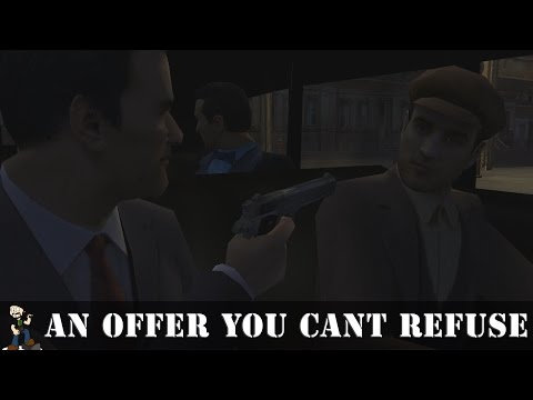 [1] Mafia - An Offer You Can't Refuse - No Commentary