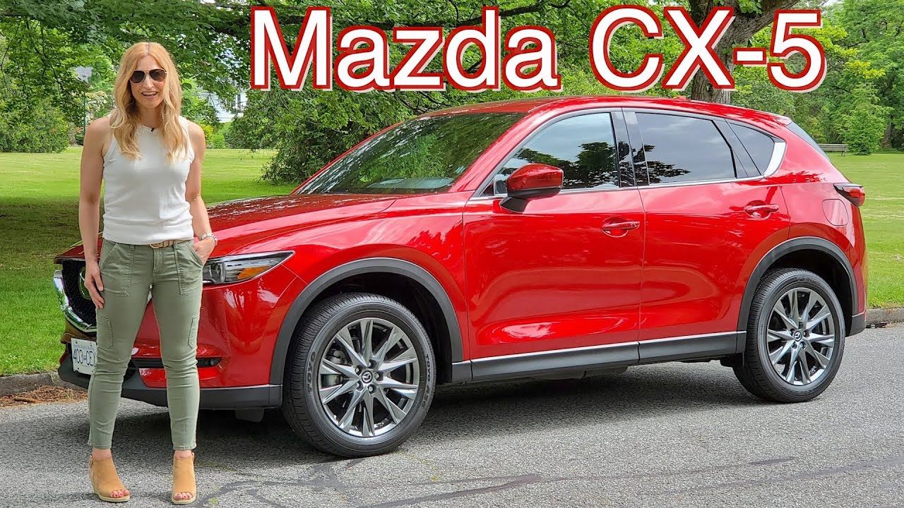 Mazda Cx 5 Review Still Top Of Class Youtube