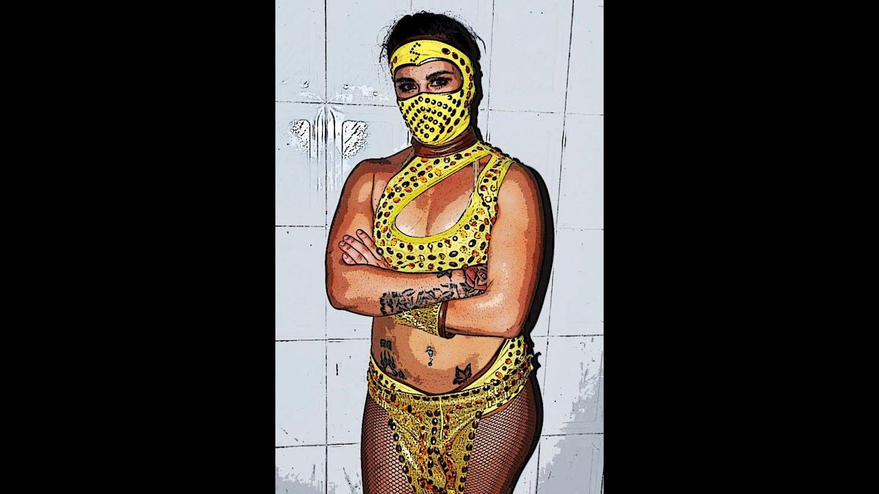 Lucha libre mascara vs bikini - 5 1