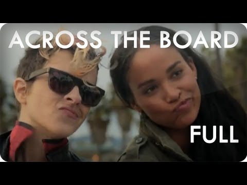 DJ Samantha Ronson & Joy Bryant Hanging in Venice | Across The Board™ Ep. 4 Full | Reserve Channel