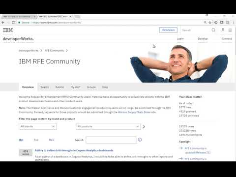 Got an idea for RDi?  Post your own RFE!