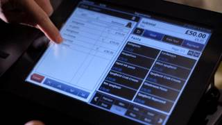 POS 12 or 15 Touch Screen EPOS System Cash Till Indian Restaurant or Take Away