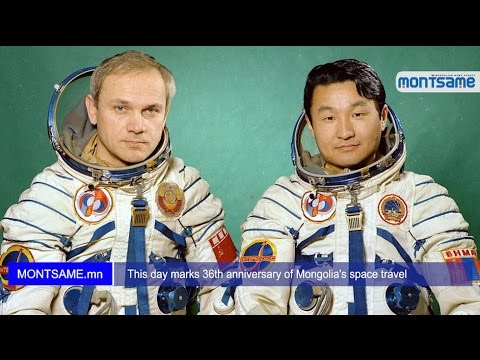 This day marks 36th anniversary of Mongolia's space travel