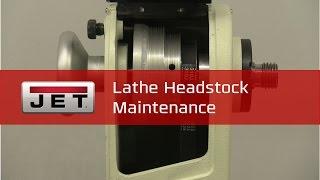 Lathe Headstock Maintenance   #TipTuesday