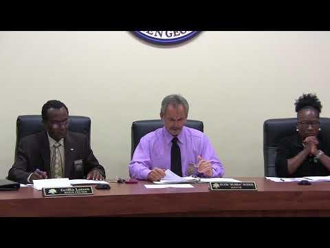 Darien City Council October 17, 2017