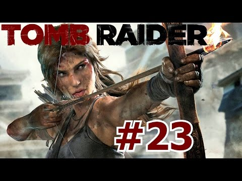 Tomb Raider (2013) [BLIND] W/Commentary Part 23 - Electric Water