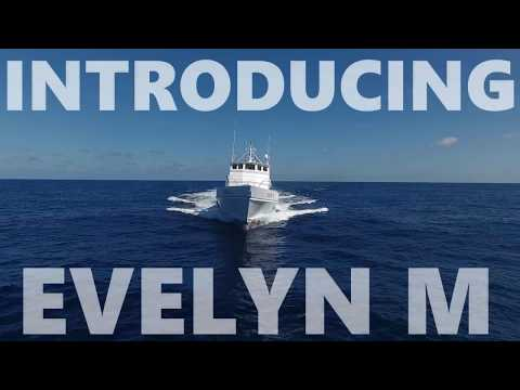 Offshore Oil Services Inc - 130' Crewboat MV Evelyn M