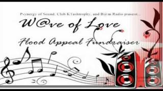 W@ve Of Love - Flood Relief Appeal