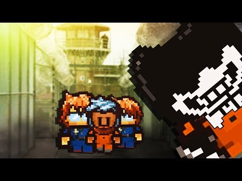 BENDY PREVENTS THE GREAT ESCAPE! 😭😭😭  - The Escapists 2 Gameplay (Funny Moments Part 4)