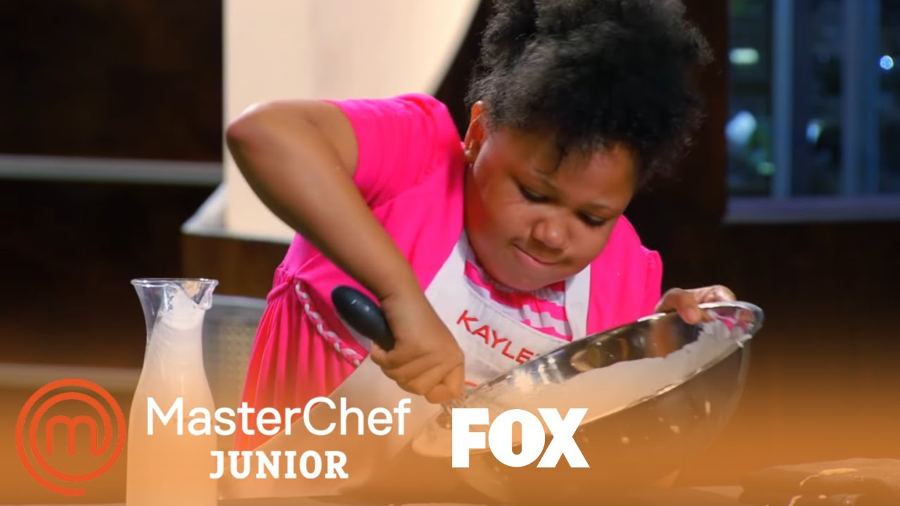 Pressure Rises For Child Cooks On Tv As Shows Grow More
