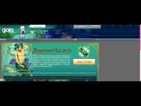 Gaia Online Gold Hack - UNLIMITED GOLD!