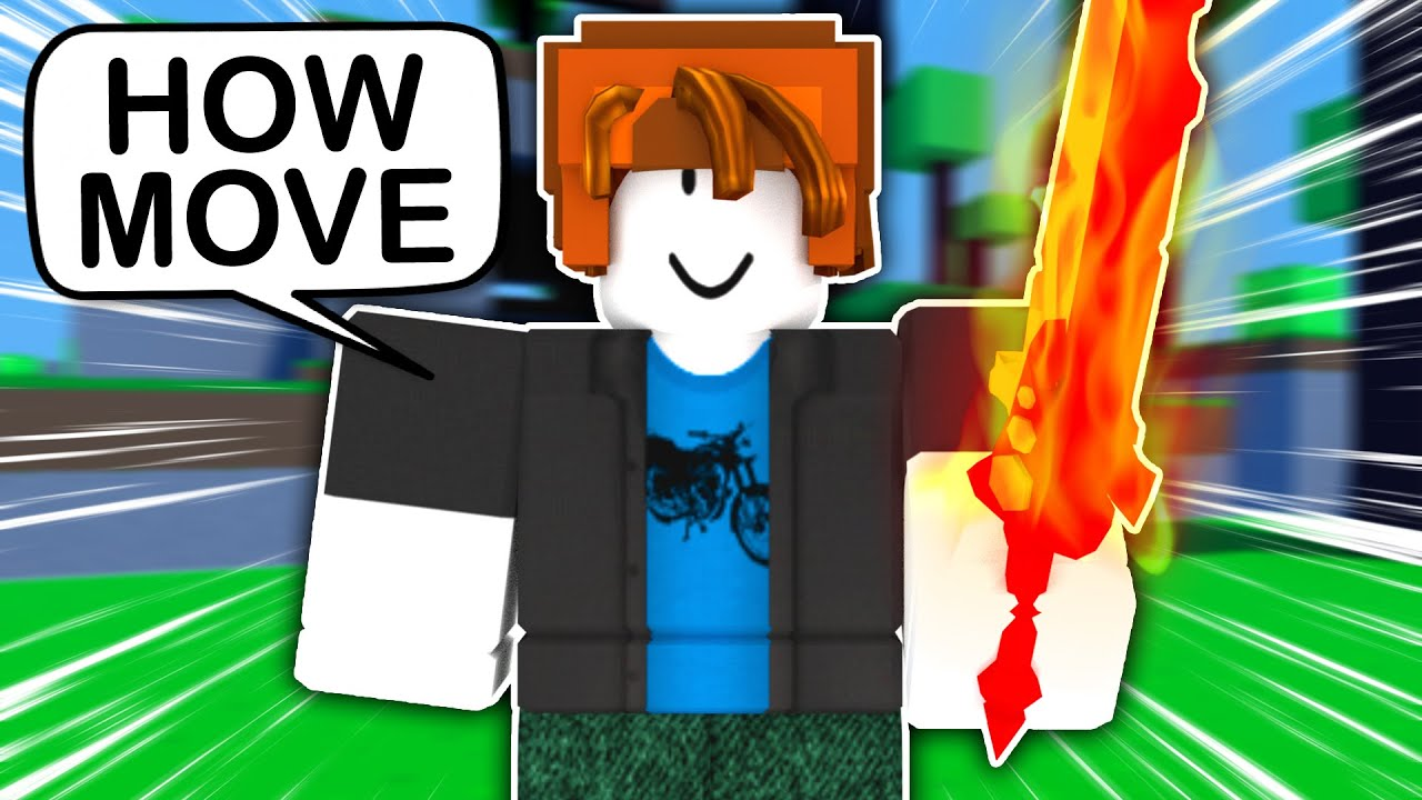 I Pretended To Be A NOOB In ROBLOX BED WARS...