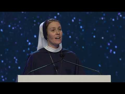 """Sr. Bethany Madonna: """"My Father and yours..."""". Unleashing the Blessing"""" 