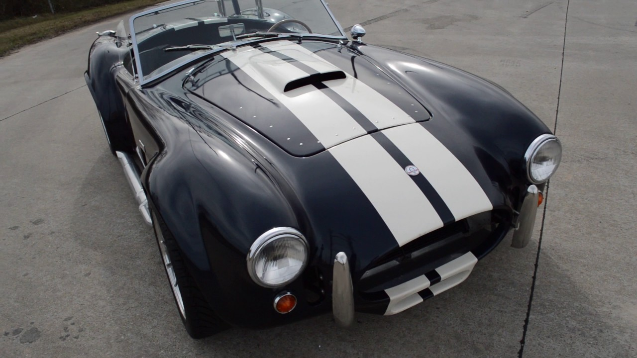1965 Cobra Frank\'s Car Barn - Buy, Sell and Trade Classic Cars - YouTube