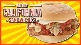 California Sandwiches - Veal on a Kaiser