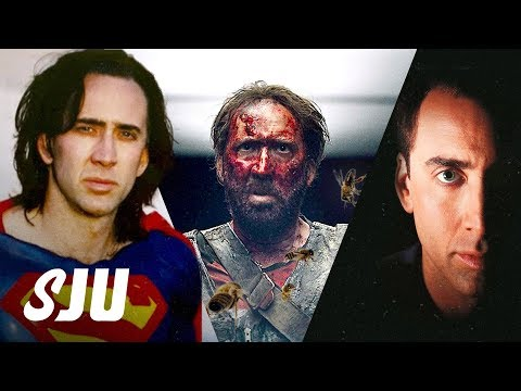 Nic Cage Appreciation W/ The Honest Trailers Boys | SJU