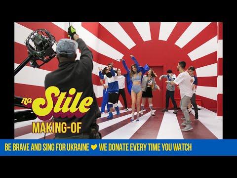 Время и Стекло - На Стиле (Making-of)