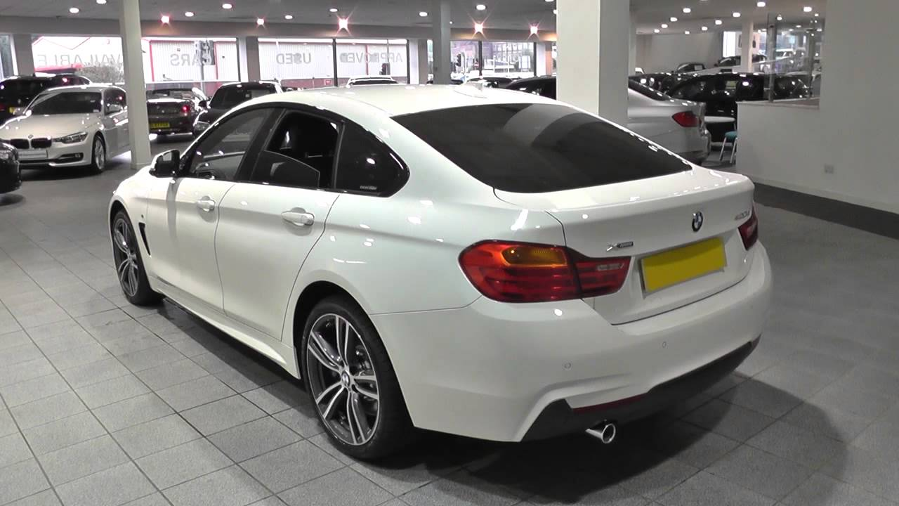BMW 4 Series Gran Coupe F36 420d xDrive M Sport Gran Coupe N47T