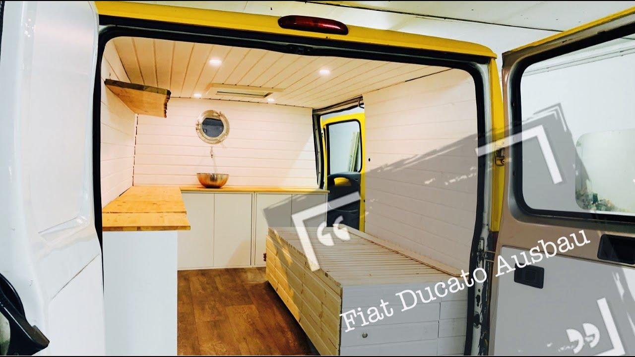 #9 Fiat Ducato Camper Ausbau/ Innenausbau