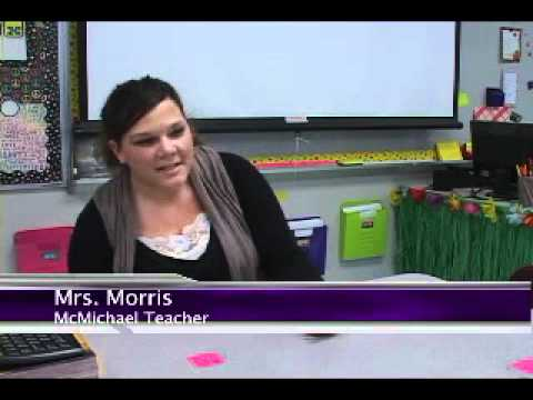 McMichael Middle School Journalism - Drew & Lea